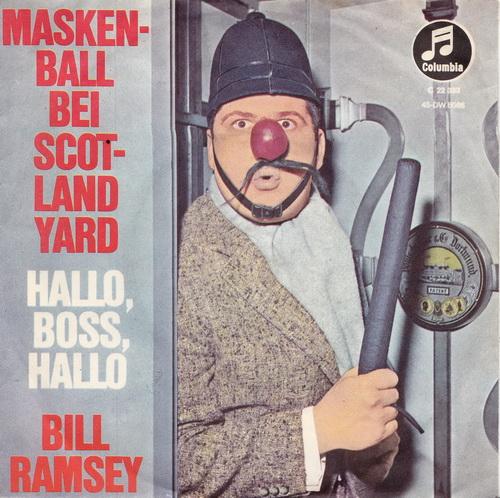 Bill Ramsey Maskenball Bei Scotland Yard